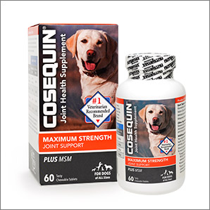 About Cosequin for Dogs | Cosequin®