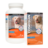 COSEQUIN® Maximum Strength Plus MSM & HA Chewable Tablets Product Packaging