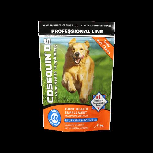 Cosequin® DS Max Strength Plus MSM & Boswellia Soft Chews
