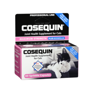 Cosequin<sup>®</sup> for Cats Maximum Strength PLUS Boswellia